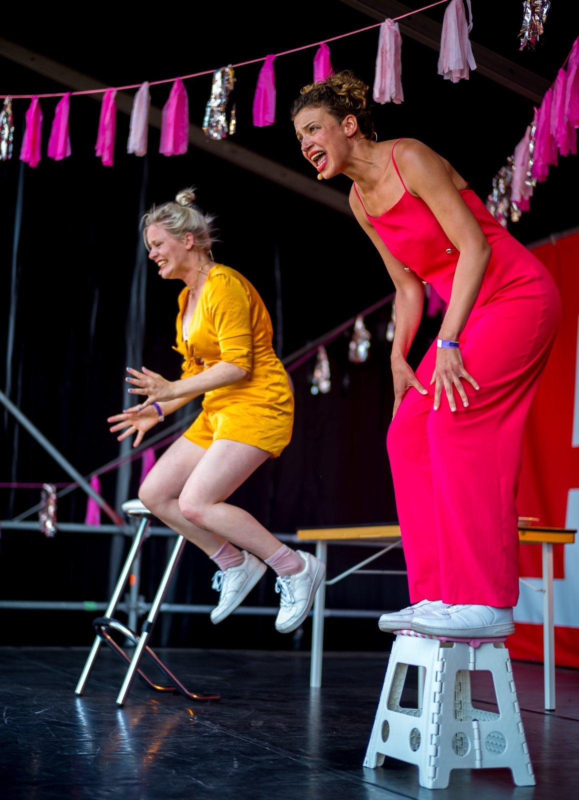 Cabaretpoel- Aanstormend Cabarettalent ( Uitgesteld tot nader order) 1