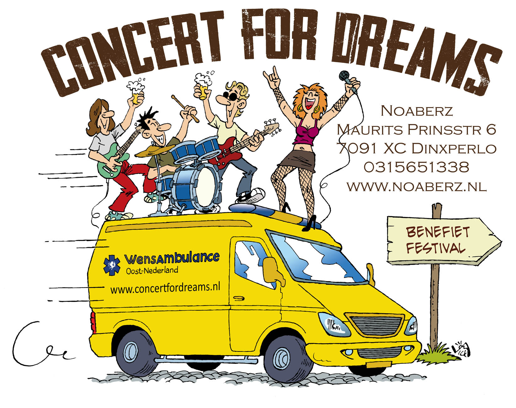 Concert For Dreams 1