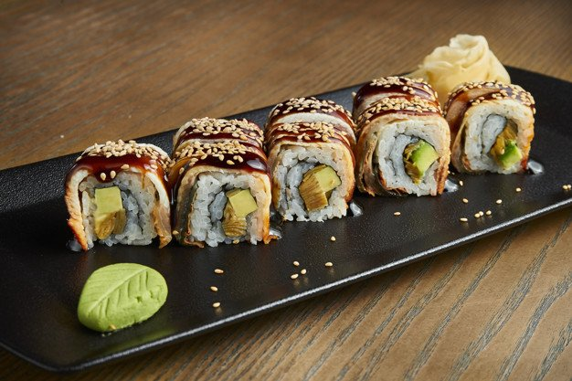 Sushi proeverij!! A.s. zondag ! 1